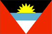 Antingua and Barbuda Flag